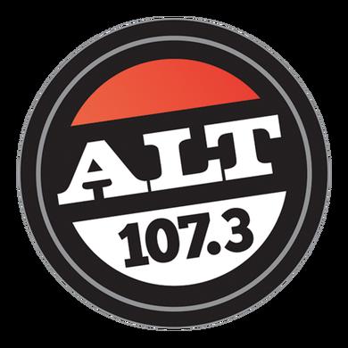 ALT 107.3 logo