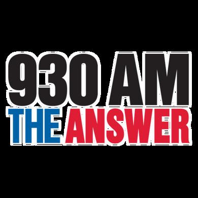 930 AM The Answer logo