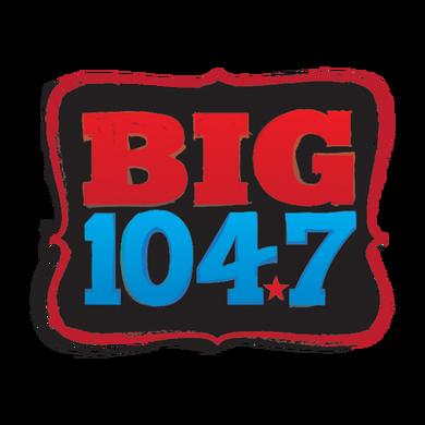 BIG 104.7 logo