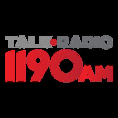 Talk Radio 1190 AM logo