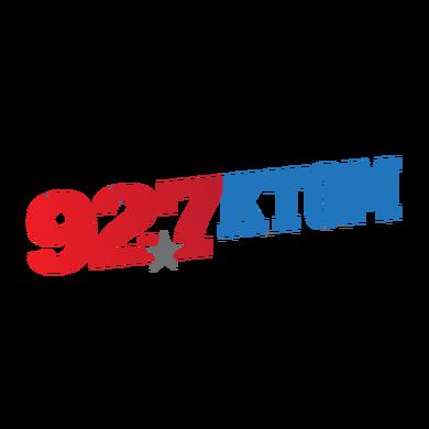 92.7 K-TOM logo