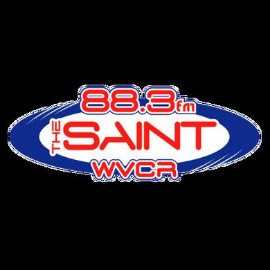 WVCR-FM The Saint logo