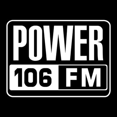 POWER106 logo