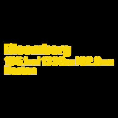 Bloomberg 106.1FM/1330&1450AM logo