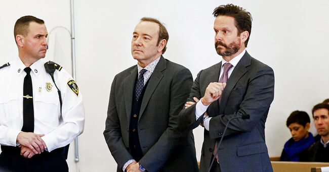 Kevin Spacey Trial