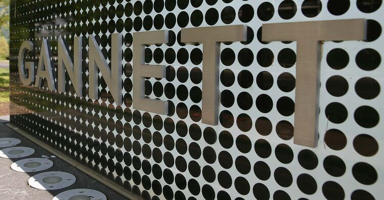 gannett headquarters news publisher newspapers