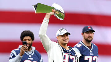 The Jason Smith Show - It's Only a Matter of Time Before Rob Gronkowski Returns to the Patriots