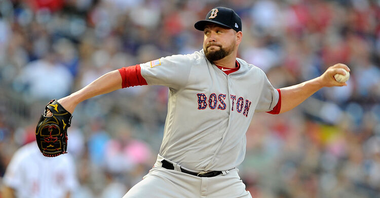 brian johnson boston red sox mlb baseball