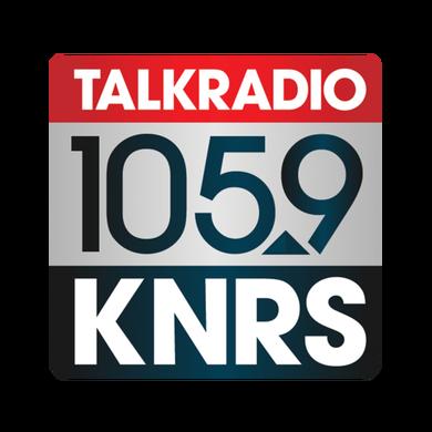 105.9 KNRS logo