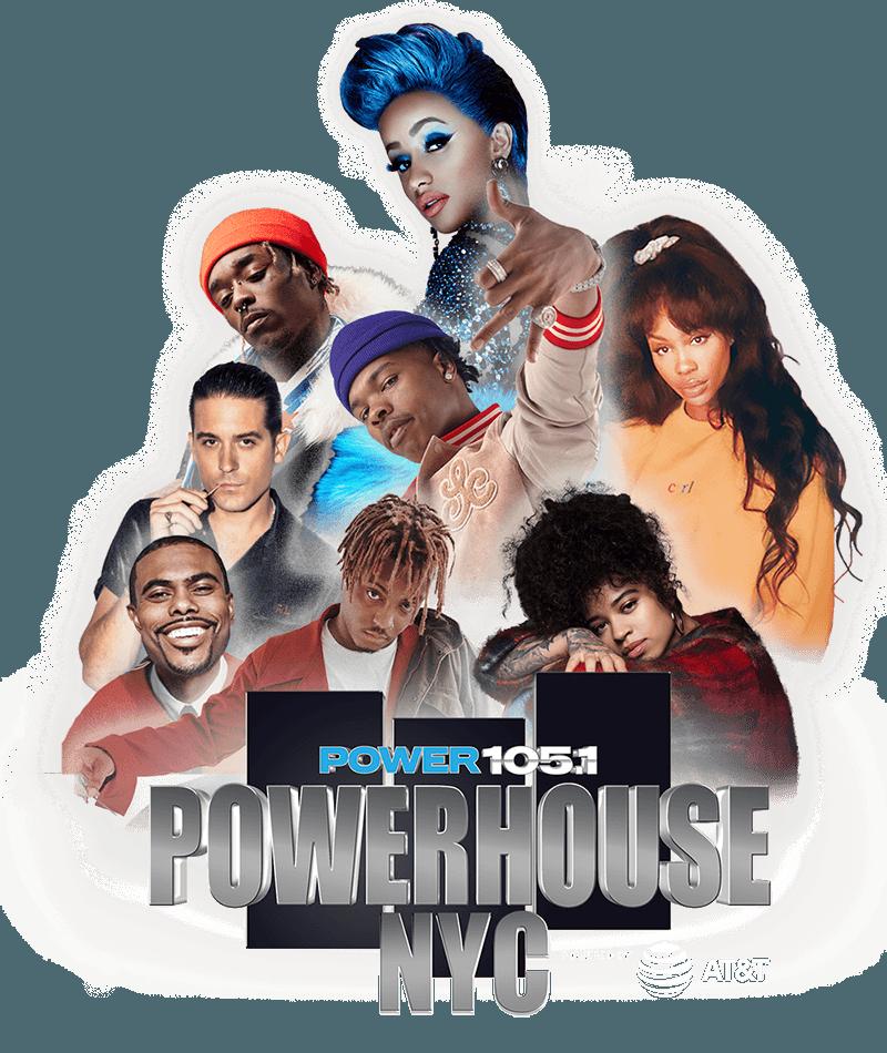 Powerhouse 2018