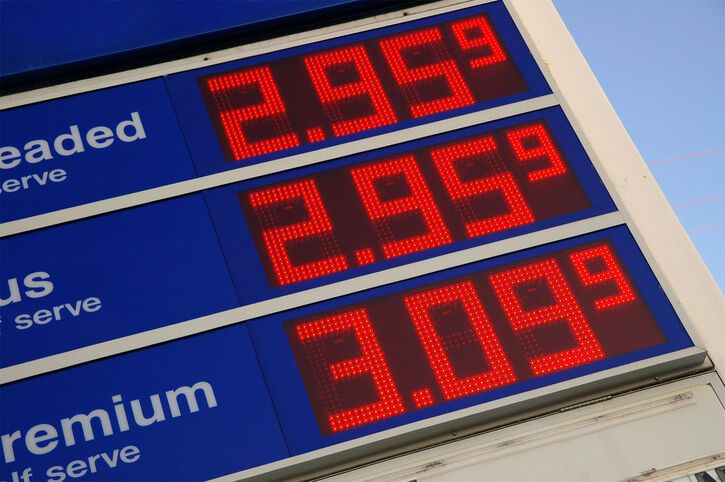 Gas Prices ( Royalty-Free/Getty Images)
