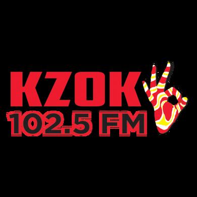 102.5 KZOK logo