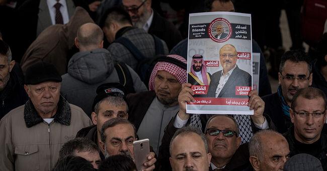 Khashoggi mourners