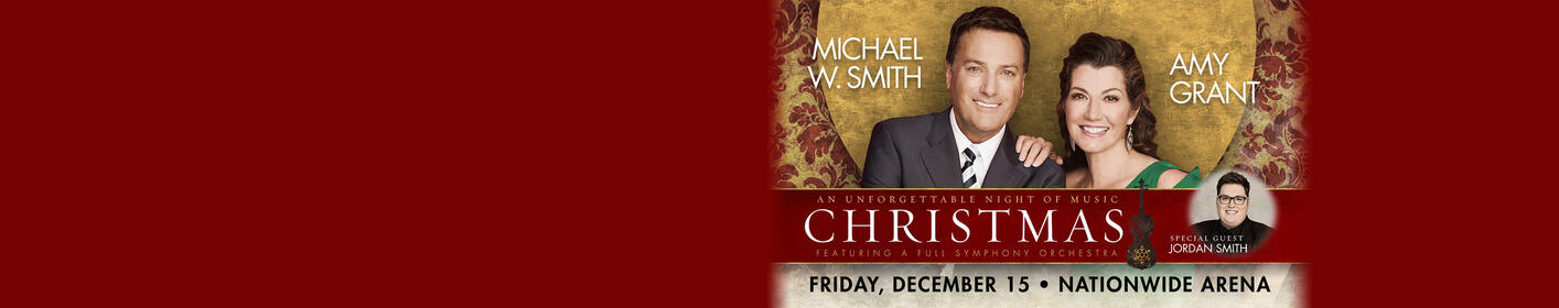 Enter to win tickets to see Amy Grant with Michael W. Smith at Nationwide Arena