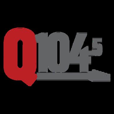 Q104.5 logo