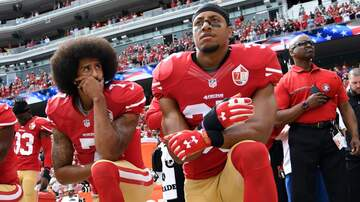 Open Mike - Kaepernick & 'Skins would've been a mix made in hell - @ProfBlackistone