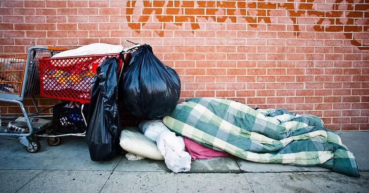 homeless homelessness