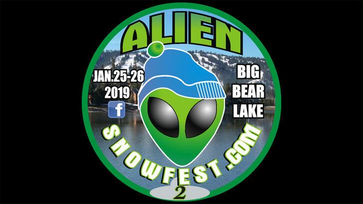 Alien Snowfest