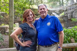 Danielle & Bergen County Executive Jim Tedesco