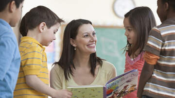 Jason & Teri Ann Morning Show - 6 Simple Ways To Help A Teacher This School Year!