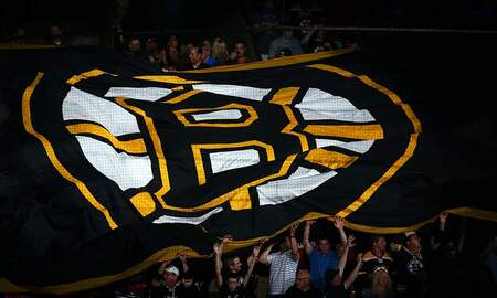 - Bruins Quietly Dominating, Head On Road
