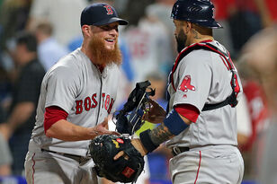 MLB-Leading Red Sox Have Won 30 of 36