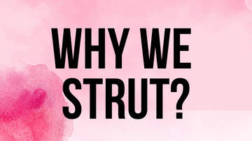 Why We Strut