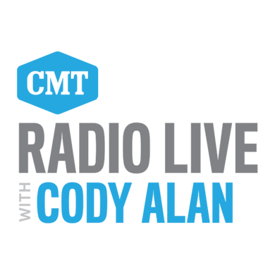 CMT Radio Live with Cody Alan logo