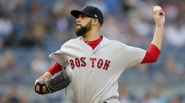 Sports - David Price Does Something At Yankee Stadium He'd Never Done With Red Sox