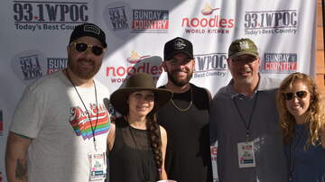Sunday in the Country - Dylan Scott M&G | Sunday In The Country