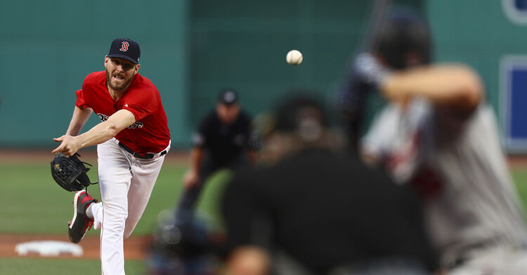 chris sale boston red sox mlb baseball