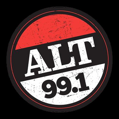 Birmingham's ALT 99.1 logo