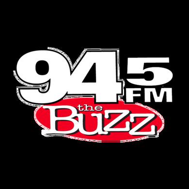 94.5 The Buzz logo
