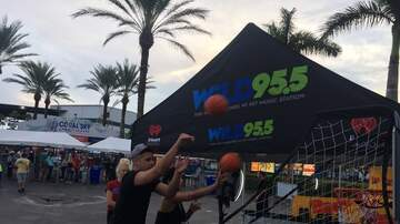 Photos - Wild 95.5 at the G-Eazy Concert at Coral Sky Amp.