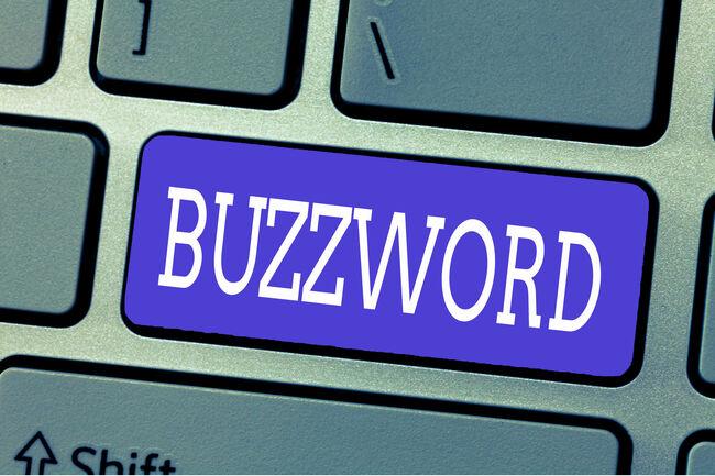 Buzzwords Buzzword