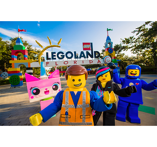 What's that noise for Legoland
