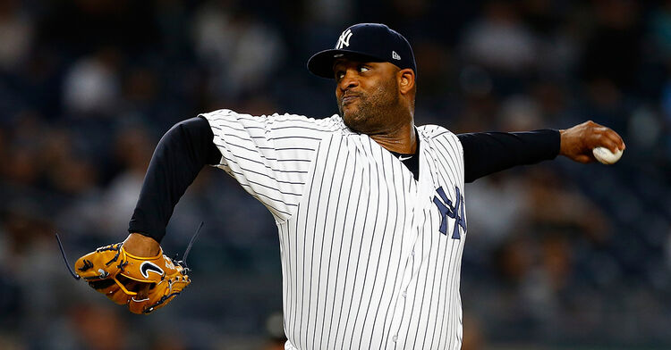 c.c. sabathia new york yankees boston red sox
