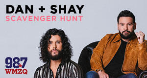 Dan And Shay Scavenger Hunt