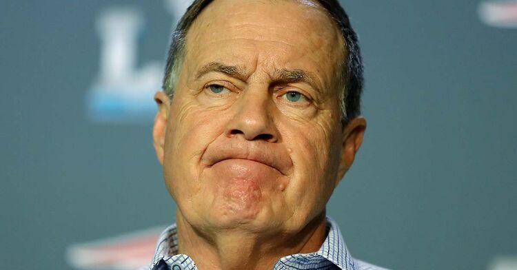 Bill Belichick patriots super bowl press conference