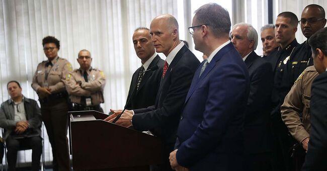 florida governor rick scott guns nra