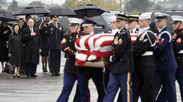 The Morning Rush - The 41st U.S. President Has Been Laid To Rest