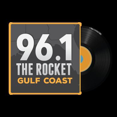 96.1 The Rocket logo
