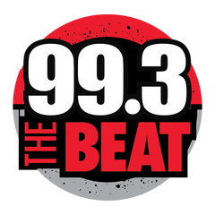 99.3 The Beat Panama City logo