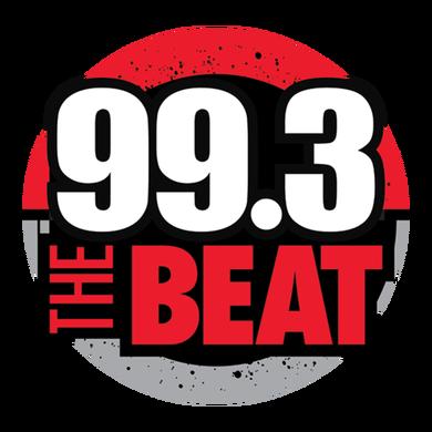 99.3 The Beat Panama City logo