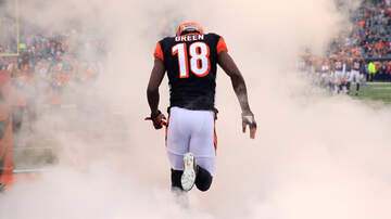 Straight Outta Vegas with RJ Bell - Vegas says AJ Green's Injury Doesn't Move The Needle Much