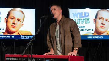 WiLD LIVE - Charlie Puth