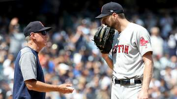 image for Red Sox Promote Bench Coach Roenicke To Interim Manager