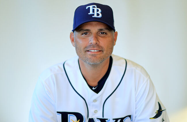 Tampa Bay Rays Kevin Cash