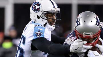 Boston Sports - Former Patriots Super Bowl Winner Logan Ryan Announces Season-Ending Injury