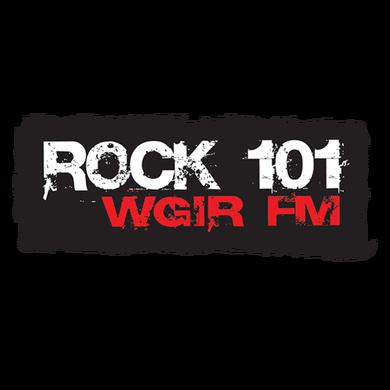 Rock 101 logo